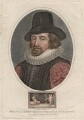 Francis Bacon, 1st Viscount St Alban, by John Chapman, published by  John Wilkes - NPG D16255