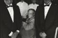 John Mortimer, by Barry Marsden - NPG x39367