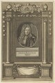 John Radcliffe, by Johann Ulrich Kraus, after  Sir Godfrey Kneller, Bt - NPG D18911