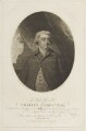 Charles James Fox, by and published by William Lane, published by  Anthony Molteno, after  Sir Joshua Reynolds - NPG D18913
