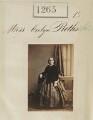 Evelina Gertrude de Rothschild, by Camille Silvy - NPG Ax50686
