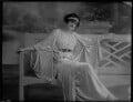 Gertie Millar as Lady Babby in 'Gipsy Love', by Bassano Ltd - NPG x28602