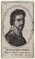 Thomas Wentworth, 1st Earl of Strafford, after Sir Anthony van Dyck - NPG D16294