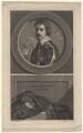 Thomas Wentworth, 1st Earl of Strafford, by Charles Louis Simonneau (Simoneau), after  Sir Anthony van Dyck - NPG D16344
