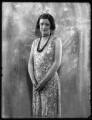 Hon. Lena Barbara Joan Onslow (née Ogilvie-Grant), by Bassano Ltd - NPG x124229