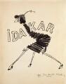 Ida Kar, by Suren Stepanian - NPG 6667