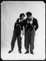 Dorma Leigh (née Dorothy Mabel Woodley) and Jan Oyra in 'Tina', by Bassano Ltd - NPG x102602