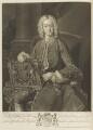 John Hervey, Baron Hervey of Ickworth, by and published by John Faber Jr, after  Jean Baptiste van Loo - NPG D18999