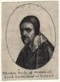 Thomas Wentworth, 1st Earl of Strafford, by Wenceslaus Hollar - NPG D16319