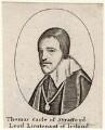 Thomas Wentworth, 1st Earl of Strafford, after Wenceslaus Hollar - NPG D16320