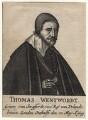 Thomas Wentworth, 1st Earl of Strafford, after Wenceslaus Hollar - NPG D16322
