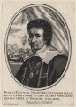 Thomas Wentworth, 1st Earl of Strafford, published by Balthasar Moncornet, after  Sir Anthony van Dyck - NPG D16303