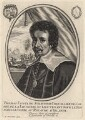 Thomas Wentworth, 1st Earl of Strafford, published by Balthasar Moncornet, after  Sir Anthony van Dyck - NPG D16304