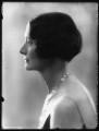 Hon. Violet Lilian Knight (née Campbell), by Bassano Ltd - NPG x124340