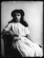 Hon. Irene Evelyn Beatrice Ash (née Molesworth), by Bassano Ltd - NPG x102714