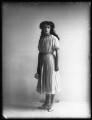 Hon. Irene Evelyn Beatrice Ash (née Molesworth), by Bassano Ltd - NPG x102715