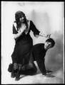 Ethel Oliver; Bay Russell, by Bassano Ltd - NPG x102528