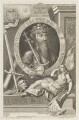 King Edward III, by George Vertue - NPG D19077