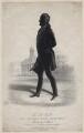 Sir Robert Peel, 2nd Bt, printed by Lefevre & Kohler, published by  William Spooner, after  Joseph Bouvier - NPG D16352
