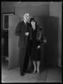 Gerald Henry Foley, 7th Baron Foley; Minoru Foley (née Greenstone), Lady Foley, by Bassano Ltd - NPG x124357