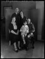 The Foley family, by Bassano Ltd - NPG x124359