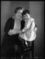 Adrian Gerald Foley, 8th Baron Foley and an unknown woman, by Bassano Ltd - NPG x124360