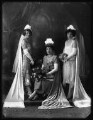 Constance Beryl Bertha Halahan; Lady Constance Jane Boyle; (Constance Phyllis) Maureen Forwood, by Bassano Ltd - NPG x124363