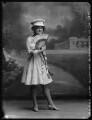 Frances Kapstowne, by Bassano Ltd - NPG x102810