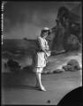 Frances Kapstowne, by Bassano Ltd - NPG x102819