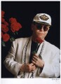 Elton John, by Alistair Morrison - NPG x76965