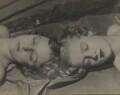 Teresa ('Baby') Jungman (Mrs Cuthbertson); Zita Jungman (Mrs Arthur James), by Cecil Beaton - NPG x68854