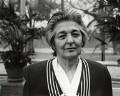 Diana Louie Elles, Baroness Elles, by Anne-Katrin Purkiss - NPG x32740