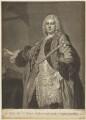 Sir Robert Ladbroke, by John Faber Jr, after  Thomas Hudson - NPG D19101