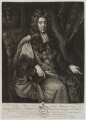 Sir John Moore, by James Macardell, after  Sir Peter Lely - NPG D19105