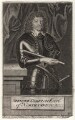 Spencer Compton, 2nd Earl of Northampton, by Michael Vandergucht, after  Cornelius Johnson - NPG D16401