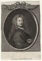 Thomas Betterton, by J. Wooding, after  Sir Godfrey Kneller, Bt - NPG D16407
