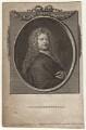 Thomas Betterton, by J. Wooding, after  Sir Godfrey Kneller, Bt - NPG D16408
