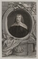Francis Russell, 4th Earl of Bedford, by George Vertue, published by  John & Paul Knapton, after  Sir Anthony van Dyck - NPG D19169