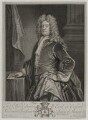 Edward Russell, Earl of Orford, by George Vertue, after  Thomas Gibson - NPG D19171