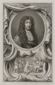 George Savile, 1st Marquess of Halifax, by Jacobus Houbraken, published by  John & Paul Knapton - NPG D19175