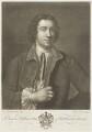 Francis Dashwood, 11th Baron Le Despencer, by John Faber Jr, after  Adrien Carpentiers (Carpentière, Charpentière) - NPG D19212