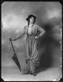 Rowena Jerome, by Bassano Ltd - NPG x102928