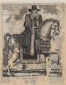 Robert Tichborne, by Unknown engraver - NPG D16435