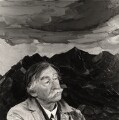 Sir (John) Kyffin Williams, by Nicholas Sinclair - NPG x38834