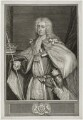Lionel Sackville, 1st Duke of Dorset, by George Vertue, after  Sir Godfrey Kneller, Bt - NPG D19267