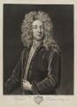 Arthur Maynwaring, by John Faber Jr, after  Sir Godfrey Kneller, Bt - NPG D19271