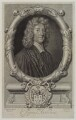 Thomas Burnet, by Robert White, after  Sir Godfrey Kneller, Bt - NPG D19288