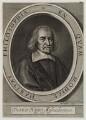 Thomas Hobbes, by William Faithorne - NPG D19290