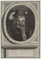 Philip II, King of Spain, by Unknown engraver - NPG D19291