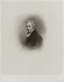 Sir Thomas Bernard, 2nd Bt, by Charles Picart, published by  T. Cadell & W. Davies, after  John Opie - NPG D19326